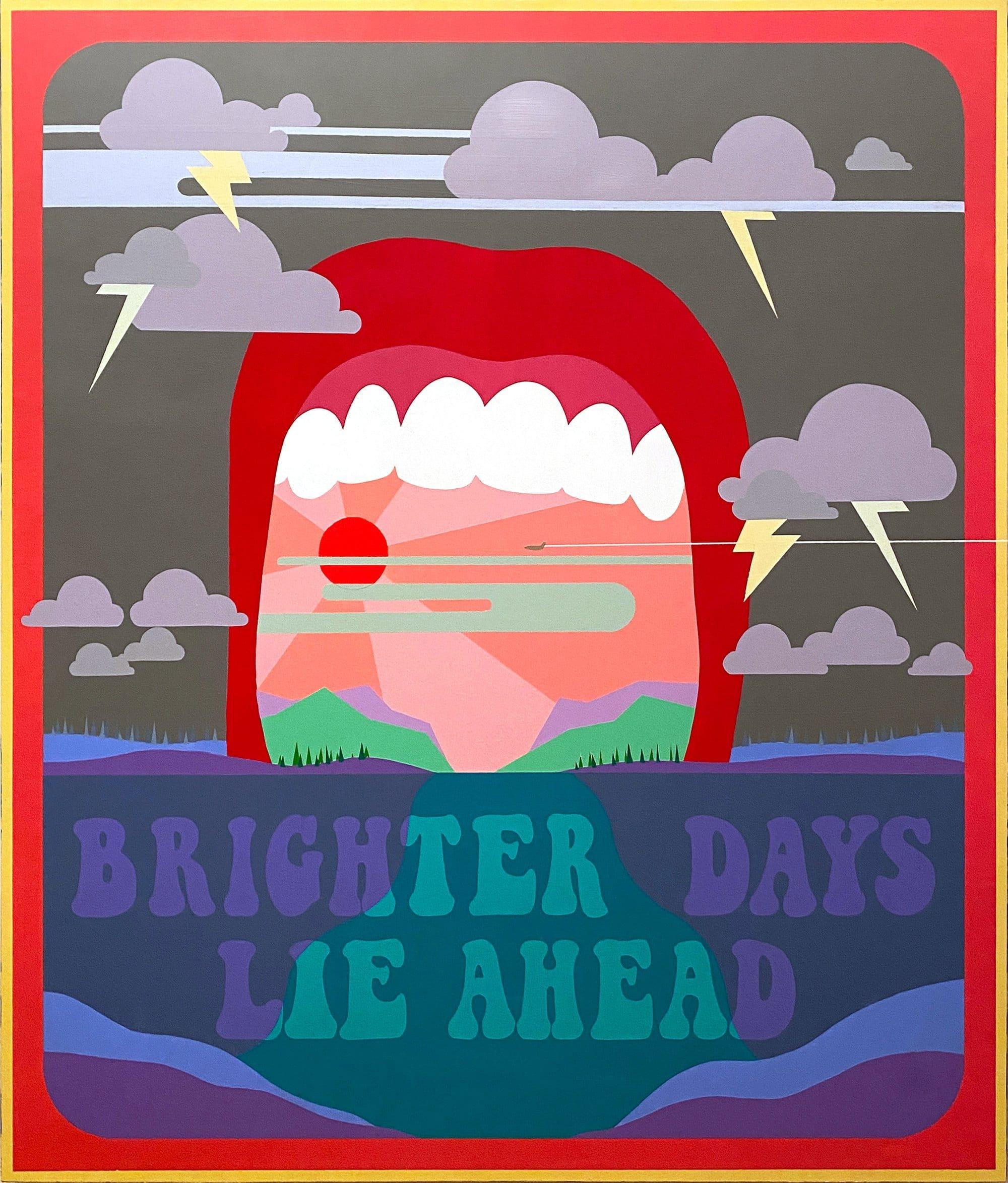 Brighter Days Lie Ahead