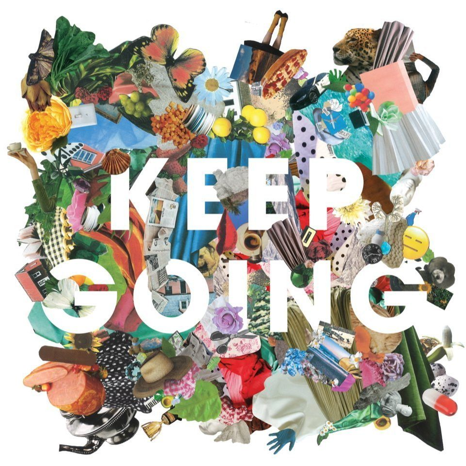 Keep Going<br/> <small>Sarah Foelske</small>